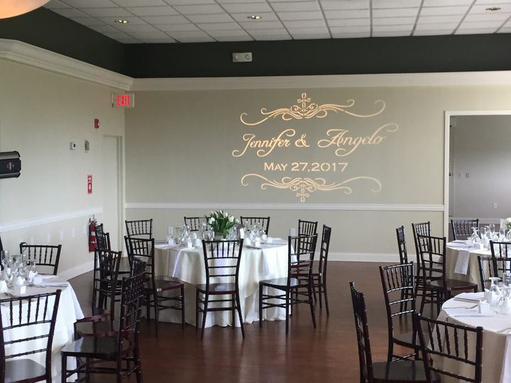 We offer custom monograms to put your name in lights! Over 100 different designs.