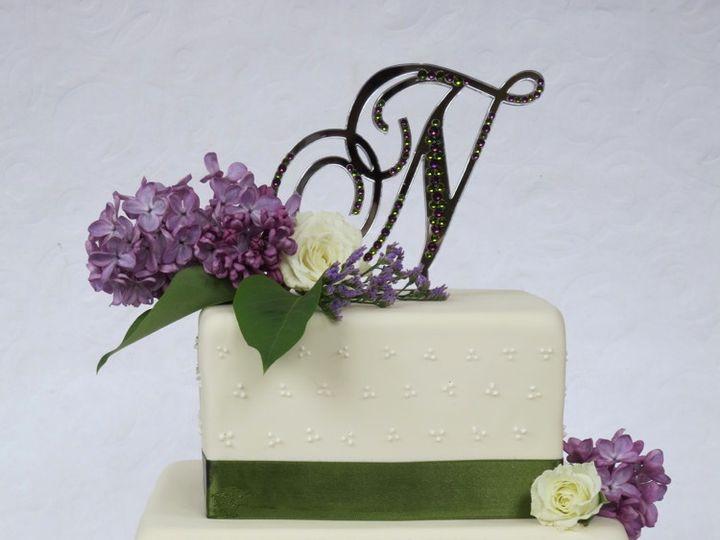 Tmx 1382469296550 Jennykcake Mendocino wedding cake