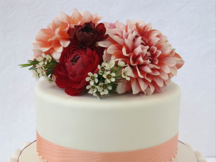 Tmx 1382469331079 Sunsetcake Mendocino wedding cake
