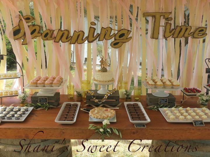 Tmx 1382469515555 Jessicabuffet Mendocino wedding cake