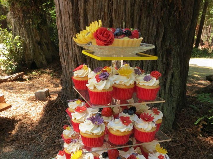 Tmx 1382469523718 Ashleycupcakes2 Mendocino wedding cake