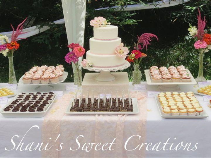 Tmx 1382469610575 Joeybuffet Mendocino wedding cake