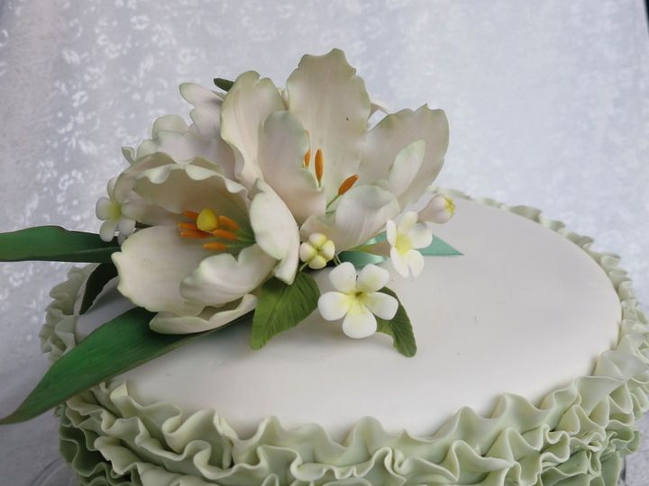 Tmx 1382469669931 Samscake Mendocino wedding cake