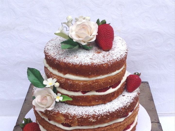 Tmx 1382469803921 Straw.shortcake Mendocino wedding cake