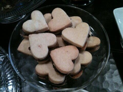Tmx 1367514594798 Heart Shortbread Brooklyn wedding favor