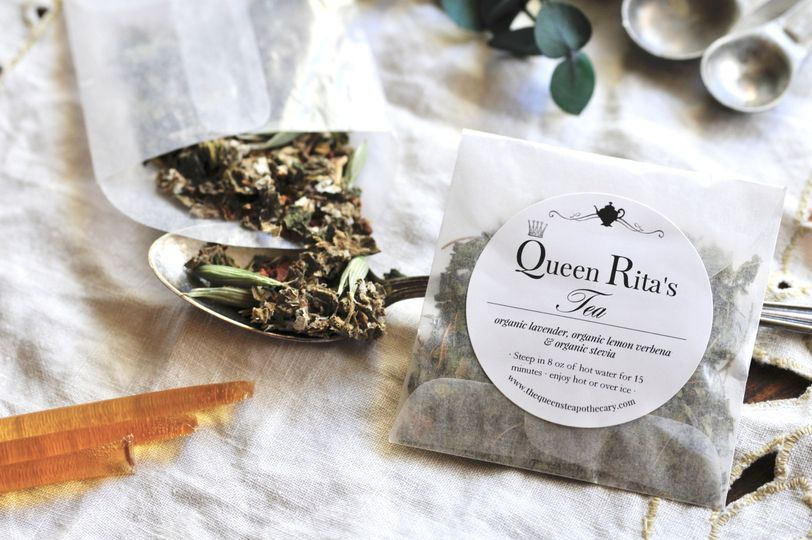 TEA FAVORS | GLASSINE - Available in tea bags or loose leaf
