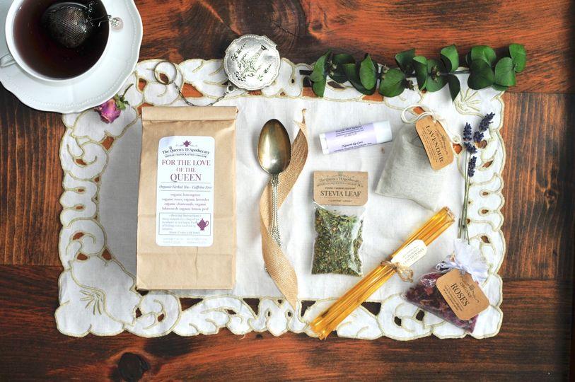 TEA GIFT SET - Bridesmaid Gift