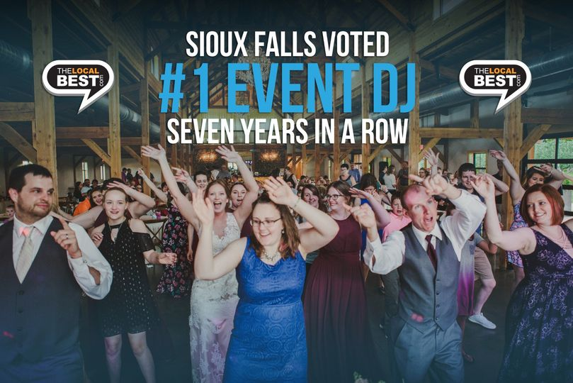 Sioux Falls Event DJ Local Bes