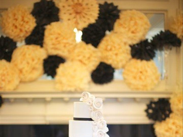 Tmx 1331289129547 AriKate5 Lees Summit wedding cake