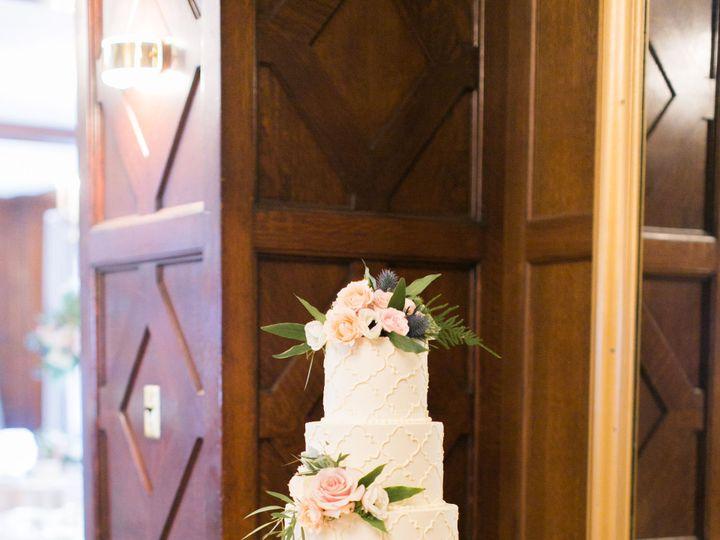 Tmx 1535474229 8b287db5fadab4ac 1535474226 27cbc9be2f3f8725 1535474222869 1 Alea Lovely  494 Lees Summit wedding cake