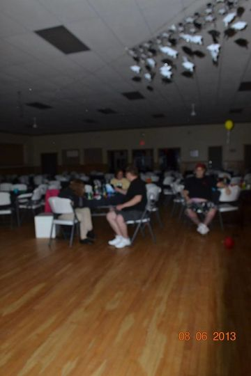 These are photos of a graduation party I did.