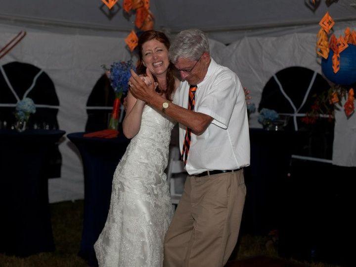 Tmx 1493314122859 Michele And Dad Brooklin, ME wedding venue