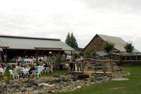Swans Trail Farms Venue Snohomish Wa Weddingwire