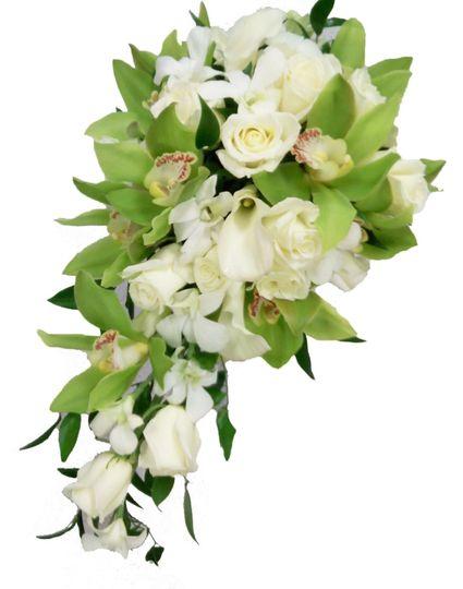 Long bouquet