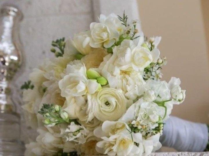 Tmx Bouquet White Roses Stock Freesia 51 703664 158981812518093 Stuart, FL wedding florist