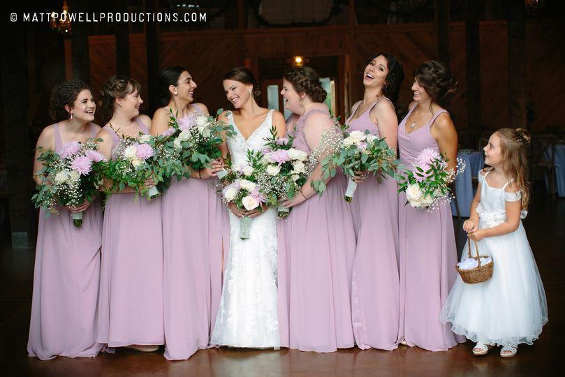 Karissa's Bridal Party