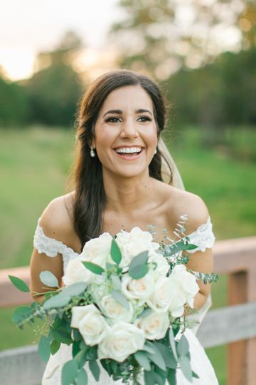 The Woodlands Bride