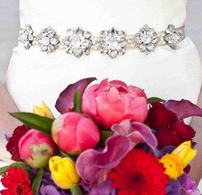 Tmx 1325871067827 ReneePaweleBridalBelt Rochester wedding dress