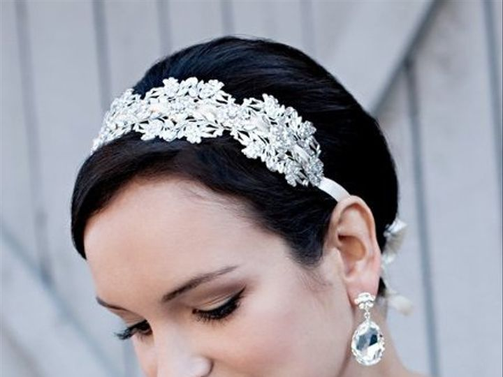 Tmx 1325871171529 IsabellaHeadband Rochester wedding dress
