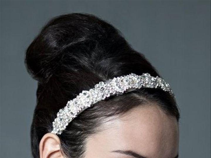 Tmx 1325872070929 LivHeadband Rochester wedding dress