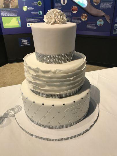 Classic white cake