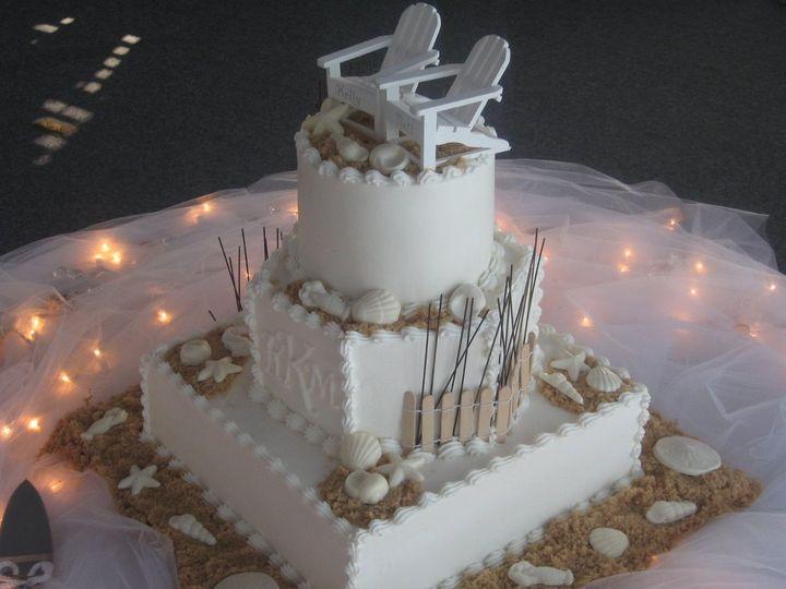 Tmx 1343875844650 BytheYork6 Hampton, Virginia wedding cake