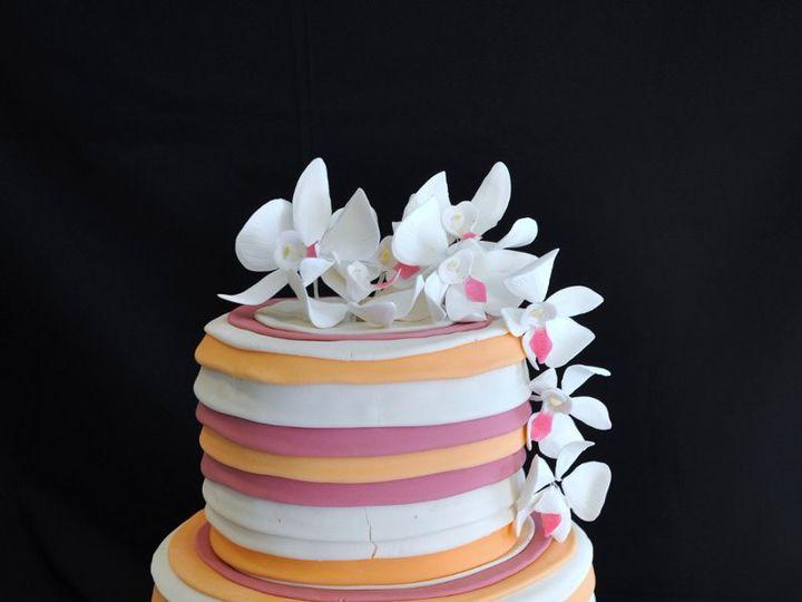 Tmx 1343876123968 DSC0369 Hampton, Virginia wedding cake