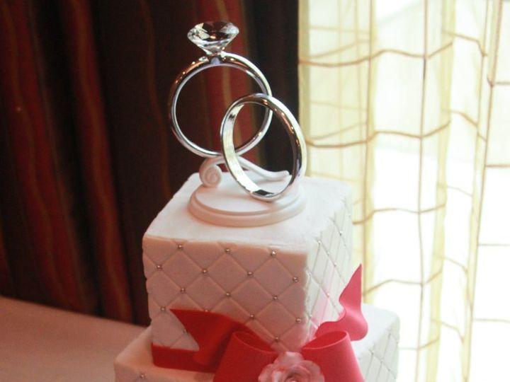 Tmx 1343876473815 0792 Hampton, Virginia wedding cake
