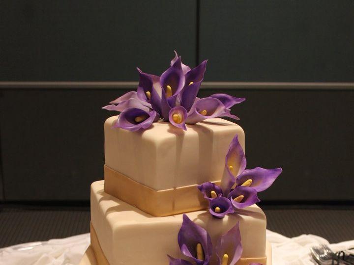 Tmx 1343876757431 IMG7592 Hampton, Virginia wedding cake