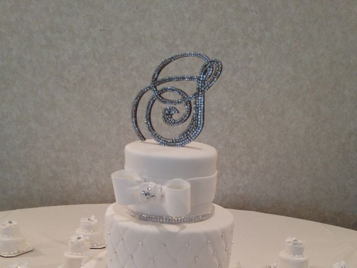 Tmx 1507221998489 Img1426 Hampton, Virginia wedding cake