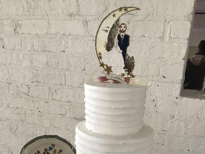 Tmx 1515290954 0ef1162af31a6aa1 1515290952 E24ead2d9e35d198 1515290951733 1 IMG 4782 Hampton, Virginia wedding cake
