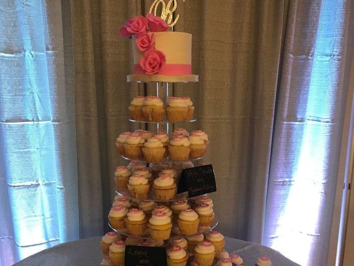 Tmx 1515291142 D55e38800be6e6c5 1515291140 F444da163efc7362 1515291137988 4 IMG 4620 Hampton, Virginia wedding cake