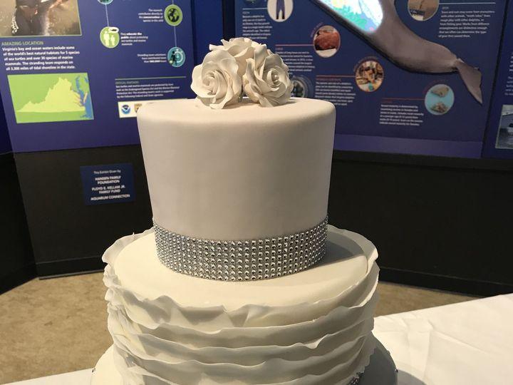 Tmx 1515291143 948a1c16589e5c3e 1515291139 Be026ddcdcda201a 1515291137978 2 IMG 4558 Hampton, Virginia wedding cake