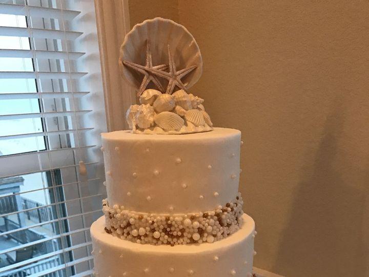 Tmx 1515291880 68cdd202940529a1 1515291877 53a62bfe70f58ffa 1515291874259 1 IMG 3818 Hampton, Virginia wedding cake