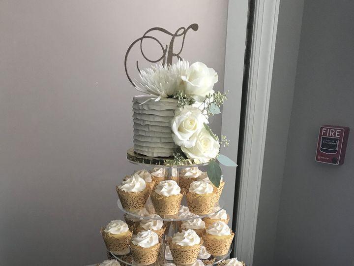 Tmx 1515291885 B7de69c1b2554559 1515291881 5ba39cb58f25641e 1515291874279 10 IMG 4632 Hampton, Virginia wedding cake