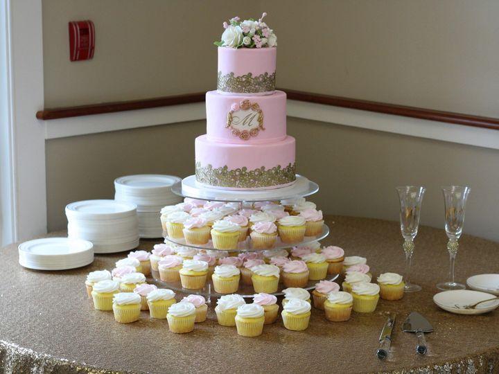 Tmx Img 0981 51 174664 157790103337290 Hampton, Virginia wedding cake