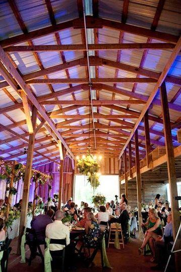 Modern barn design