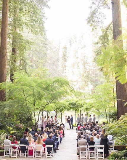 Wedding outdoors    Photo by Katrina Jayne Photography