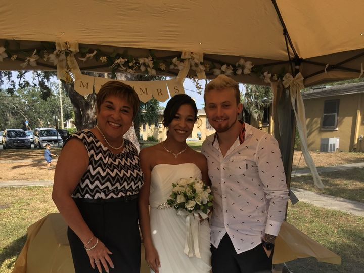 Tmx 1516049976 Ec26ca211dfec918 1516049973 Ca9fc11f39f9a155 1516049961551 2 IMG 7270 Longwood, FL wedding officiant