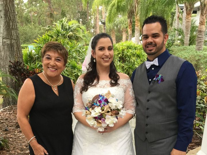 Tmx 1516050023 033b568a66fefa95 1516050021 C7aab183d5a4d32f 1516050017121 8 IMG 7232 Longwood, FL wedding officiant