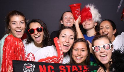 Raleigh Photo Booth Fun