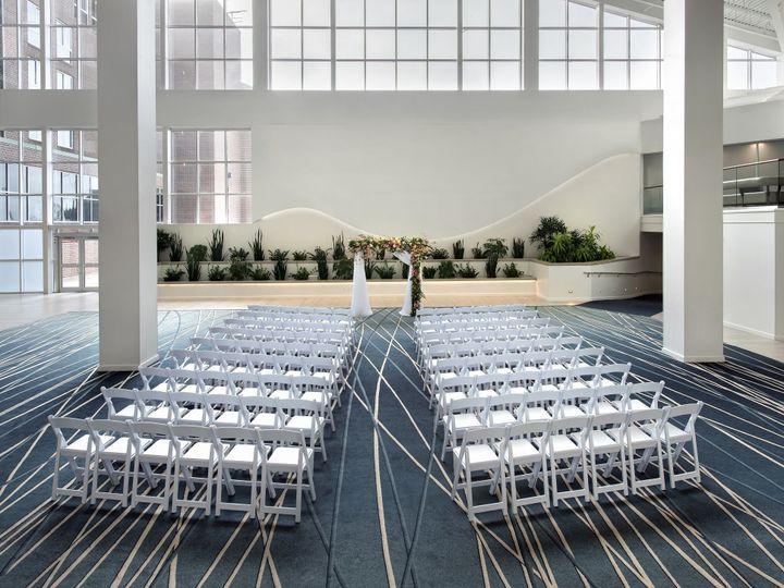 Tmx 1528381110 9b077b942ad1ecad 1528381109 4eae668e54ec8555 1528381108517 19 MH PVDLW Atrium   Newport, Rhode Island wedding venue