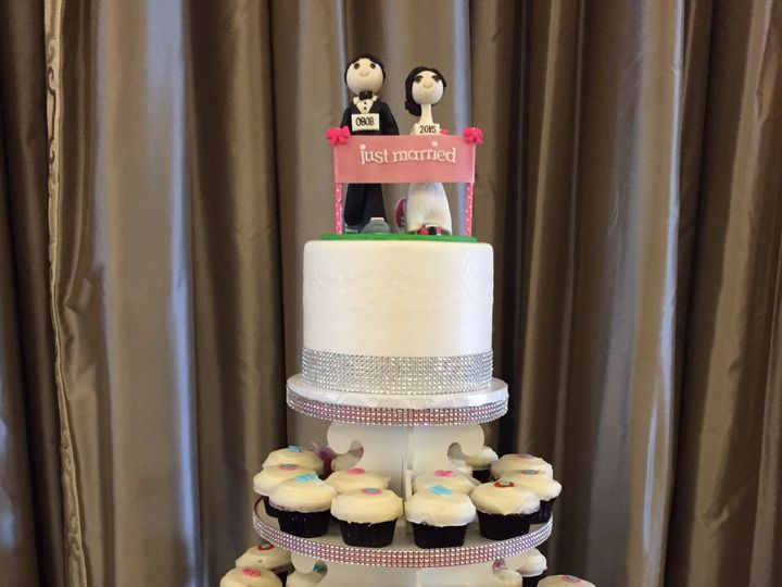 Tmx Cupcake Tower 51 16664 V1 Redwood City wedding rental