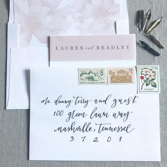 lauren ray envelope