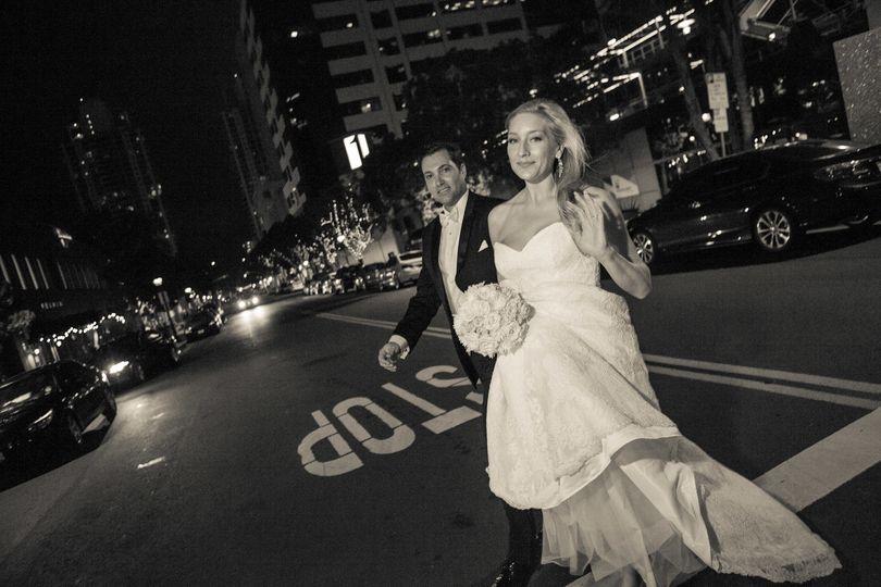 W Hotel, Downtown San Diego Wedding
