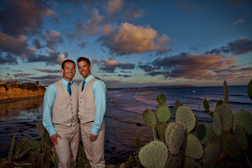 Calumet Park Wedding, La Jolla CA