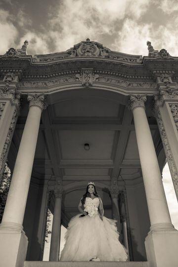 Balboa Park Wedding, The Prado Wedding