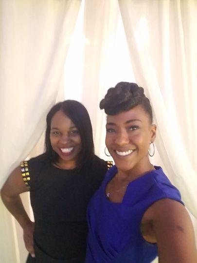 Nechelle and Tara Coordinators