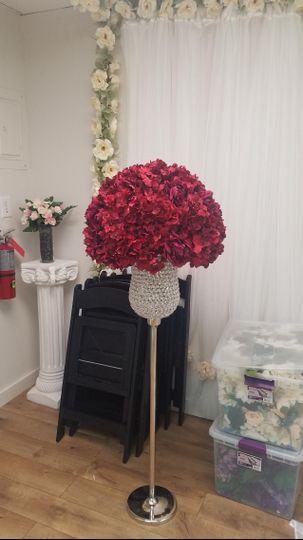 Rental Wedding floral