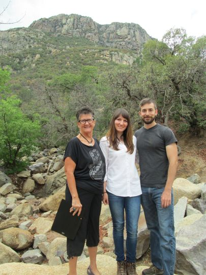 Carr canyon: madelyn and chris